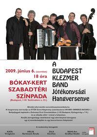 BudapestKlezmerBand